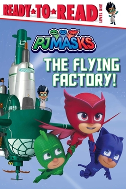 Flying Factory! book