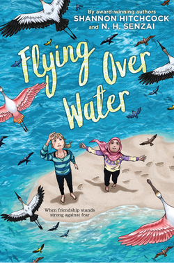 Flying Over Water book