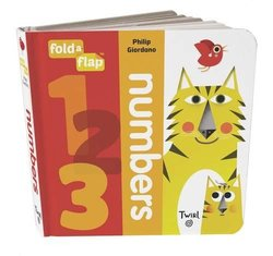 Fold-A-Flap: Numbers book