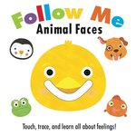 Follow Me: Animal Faces book