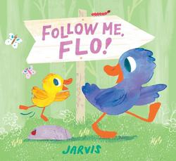 Follow Me, Flo! book