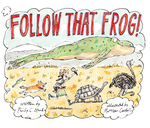 Follow That Frog book