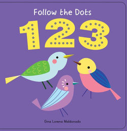 Follow the Dots: 123 book