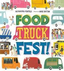 Food  Truck  Fest! book