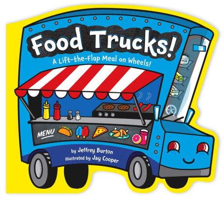 Food Trucks! book