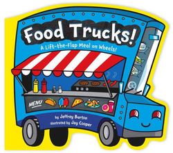 Food Trucks! book