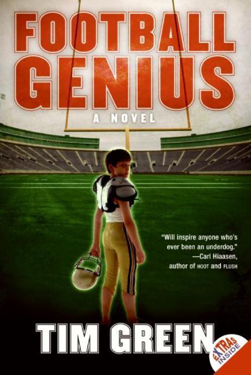 Football Genius book