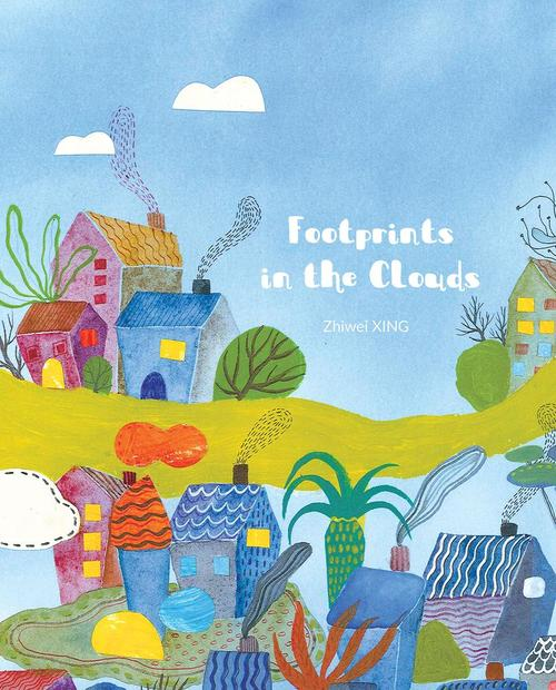 Footprints in the Clouds book