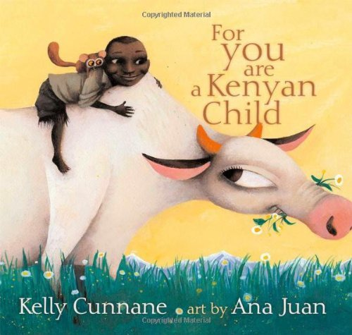 For You Are a Kenyan Child book