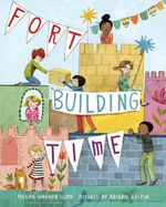 Fort-Building Time book