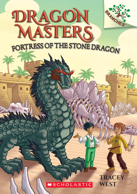 Fortress of the Stone Dragon book