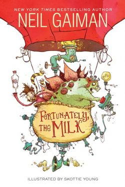 Fortunately, the Milk book