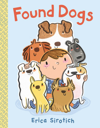 Found Dogs book