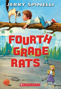 Fourth Grade Rats book