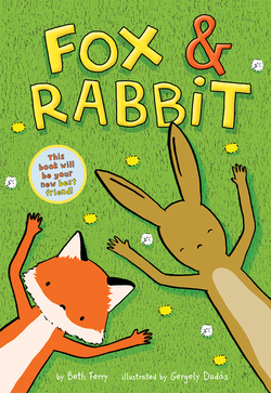 Fox & Rabbit book