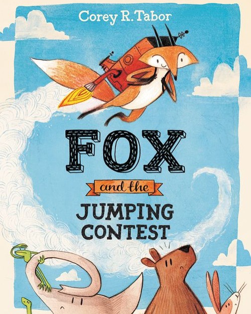 Fox and the Jumping Contest book