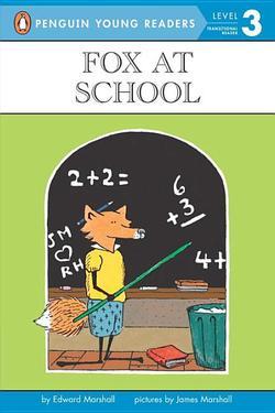 Fox at School book