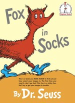 Fox in Socks book