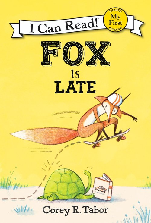 Fox Is Late book