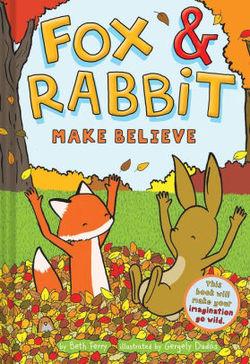 Fox & Rabbit Make Believe book