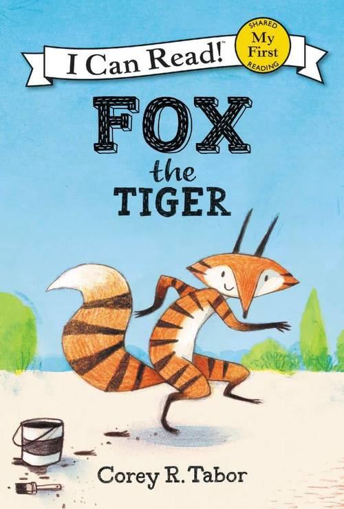 Fox the Tiger book