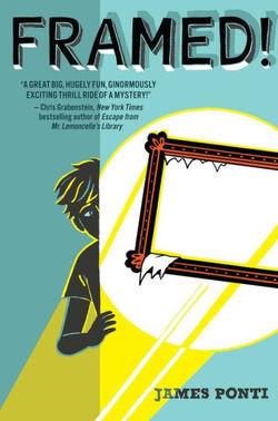 Framed! Book