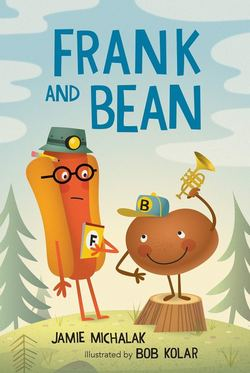 Frank and Bean book