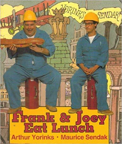 Frank and Joey Eat Lunch book