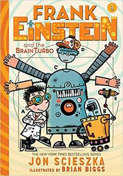 Frank Einstein and the BrainTurbo book
