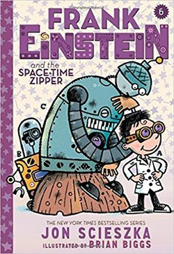 Frank Einstein and the Space-time Zipper book