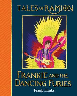 Frankie and the Dancing Furies book