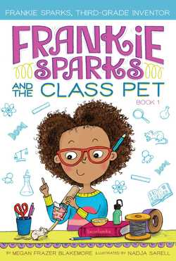 Frankie Sparks and the Class Pet book