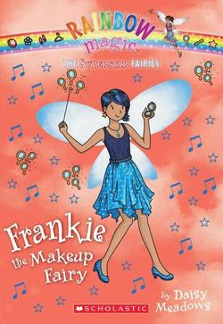 Frankie the Makeup Fairy book