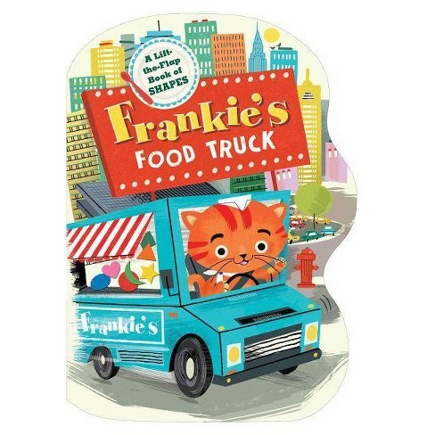Frankie's Food Truck book