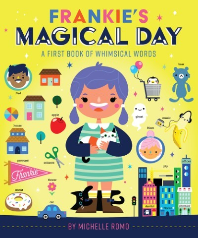 Frankie's Magical Day book