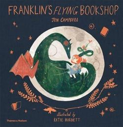 Franklin's Flying Bookshop book