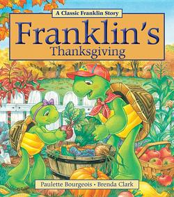 Franklin's Thanksgiving book