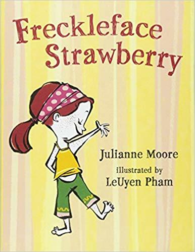 Freckleface Strawberry book