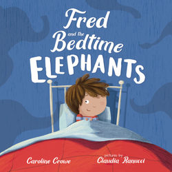 Fred and the Bedtime Elephants book