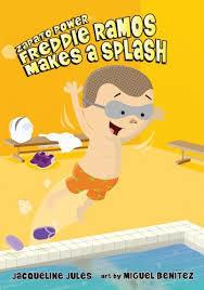 Freddie Ramos Makes a Splash book