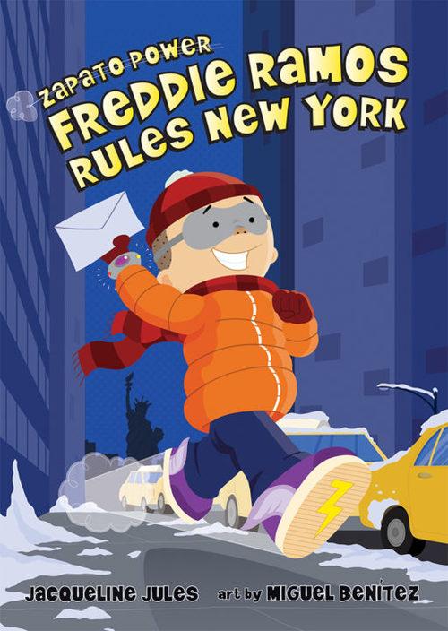 Freddie Ramos Rules New York book