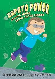 Freddie Ramos Zooms to the Rescue book