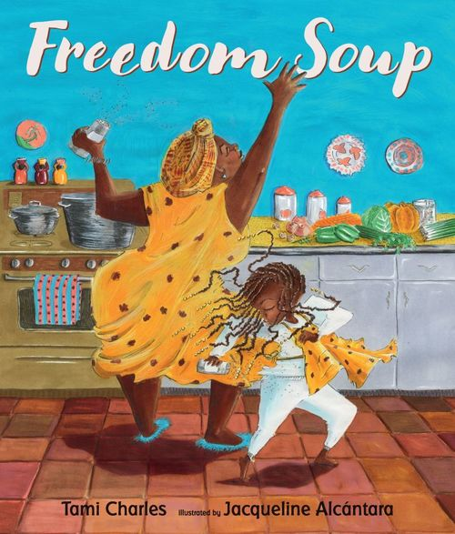Freedom Soup book