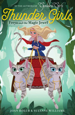 Freya and the Magic Jewel book