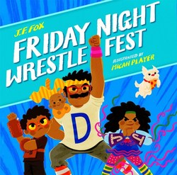 Friday Night Wrestlefest book