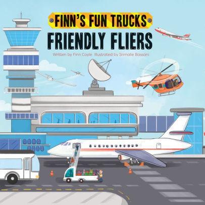 Friendly Fliers book