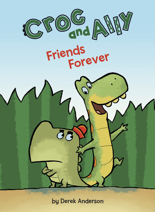Friends Forever book