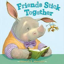 Friends Stick Together book