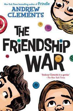 Friendship War book