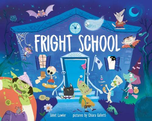 Fright School book